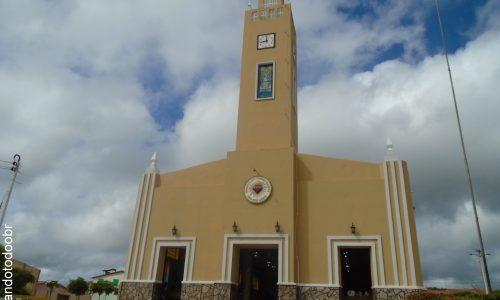 Abaiara - Igreja do Imaculado Coração de Maria