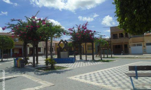 Acopiara - Praça Afonso Pena