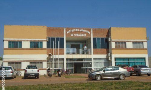 Prefeitura Municipal de Acrelândia