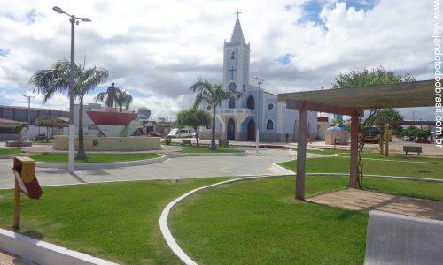 Afonso Bezerra - Praça Francisco das Chagas Souza