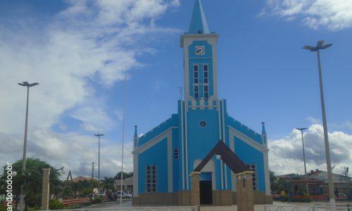 Aiuaba - Igreja Matriz de Nossa Senhora do Patrocínio