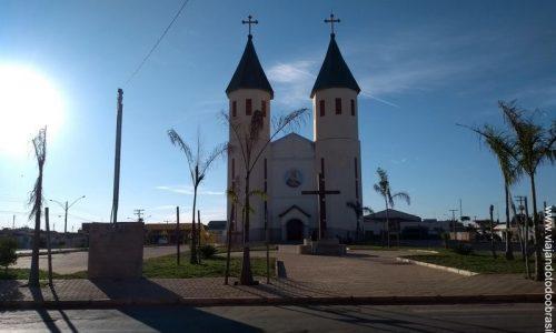 Alexânia - Igreja Matriz do Imaculado Coração de Maria