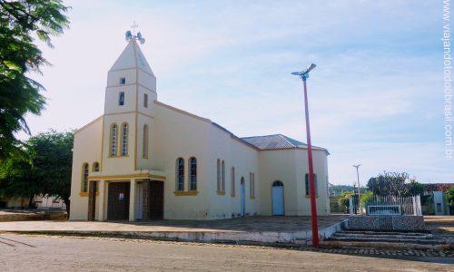 Almino Afonso - Igreja Sagrado Coração de Jesus