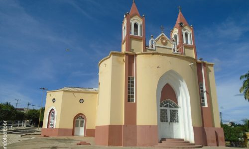 Altaneira - Igreja de Santa Teresa de Jesus