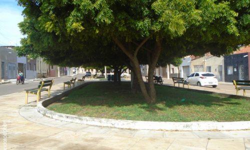 Altaneira - Praça Zacarias Correia