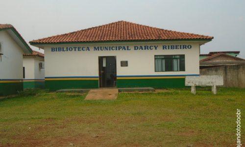 Alto Alegre dos Parecis - Biblioteca Pública Municipal Darcy Ribeiro