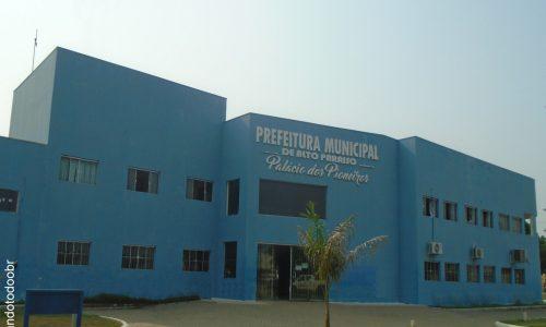 Prefeitura Municipal de Alto Paraiso