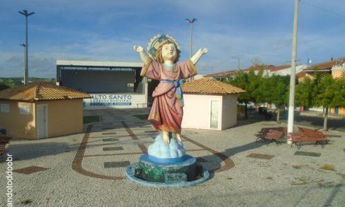 Alto Santo - Praça Menino Deus