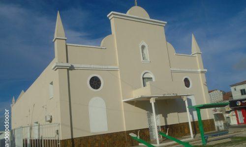 Alto Santo - Igreja Menino Deus