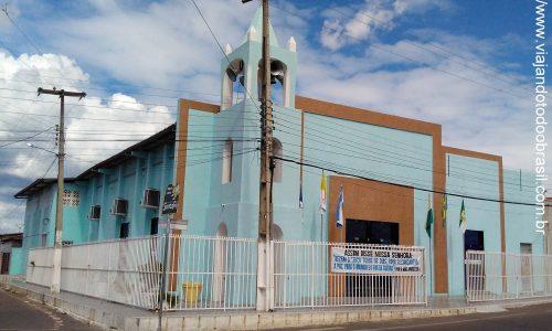 Alto do Rodrigues - Igreja Nossa Senhora do Rosário