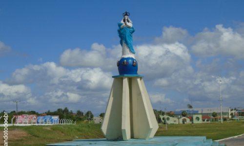Amontada - Imagem em homenagem a Nossa Senhora dos Navegantes