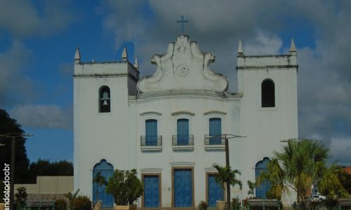 Aracati - Igreja de Nosso Senhor do Bonfim