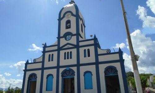 Aracoiba - Igreja Matriz de Nossa Senhora das Graças