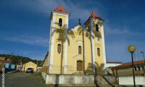 Aratuba - Igreja Matriz de São Francisco de Paula
