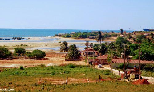 Areia Branca - Praia de São Cristóvão