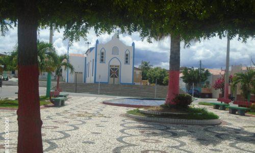 Arneiroz - Praça Nossa Senhora da Paz