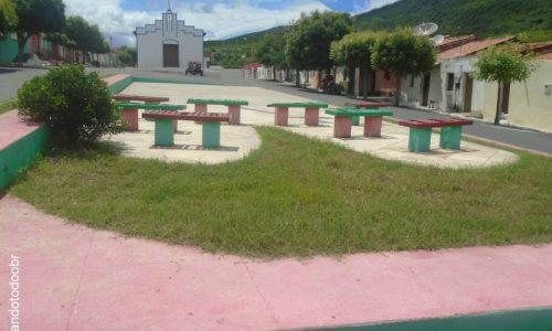 Arneiroz - Praça do Alto de Santo Antônio