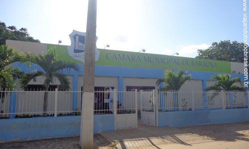 Baraúna - Câmara Municipal