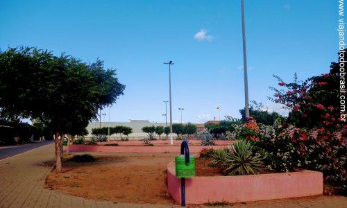 Baraúna - Praça José Emídio