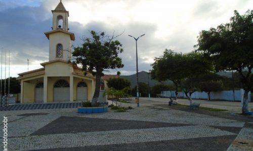 Barreira - Praça de São Pedro