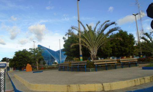Barro - Praça Gregório Alves Feitosa