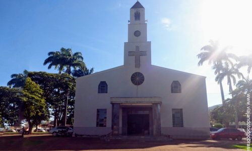 Barro Alto - Igreja de Nossa Senhora D'Abadia