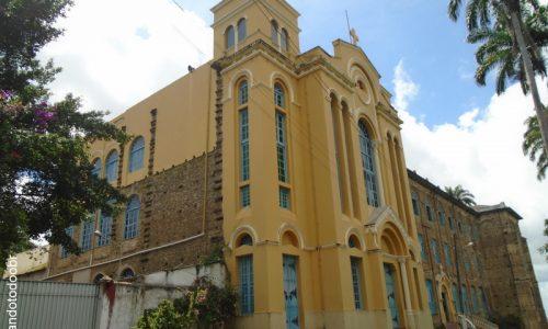 Baturité - Igreja do Mosteiro dos Jesuitas