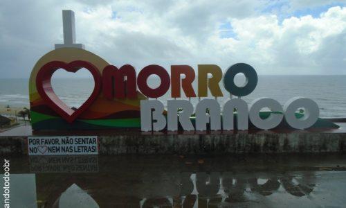 Beberibe - Letreiro da Praia do Morro Branco
