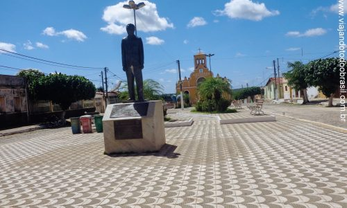 Bom Jesus - Praça Padre João Maria