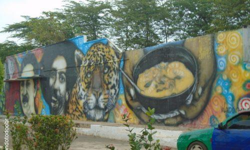 Brasiléia - Mural