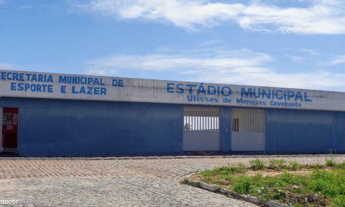 Brejinho - Estádio Municipal Ulisses de Menezes Cavalcante