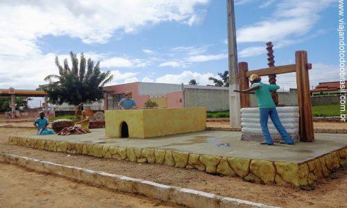 Brejinho - Praça do Engenho da Farinha