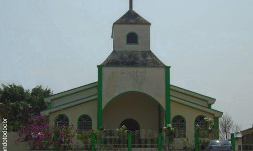 Bujari - Igreja de São João Batista