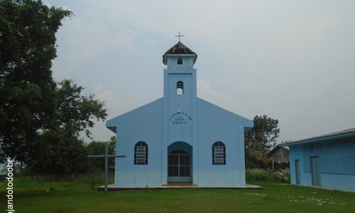 Cabixi - Igreja de São Bento