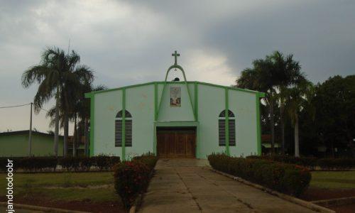 Cabixi - Igreja Cristo Rei