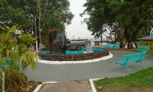 Cacoal - Praça Jorge Teixeira