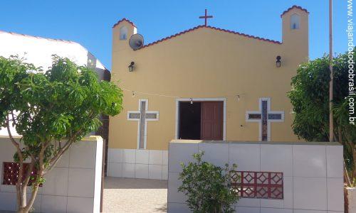 Caiçara do Norte - Capela de Santa Rita