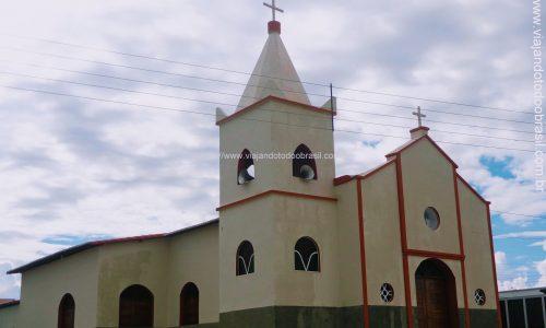 Caiçara do Rio do Vento - Igreja Matriz São Sebastião