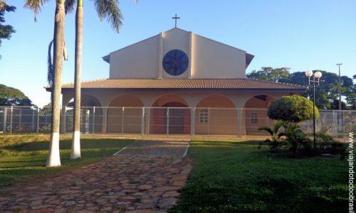 Caldazinha - Igreja de Nossa Senhora D'Abadia