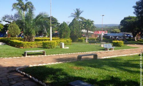 Campestre de Goiás - Praça Pio XII