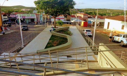 Campo Redondo - Praça Maria Nazaré Nôga da Costa