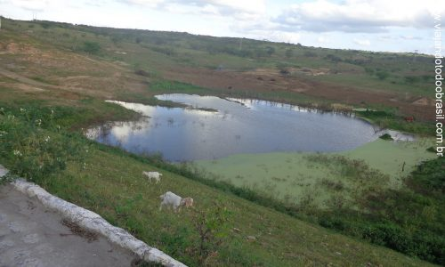 Campo Redondo - Açude Mãe D'Água