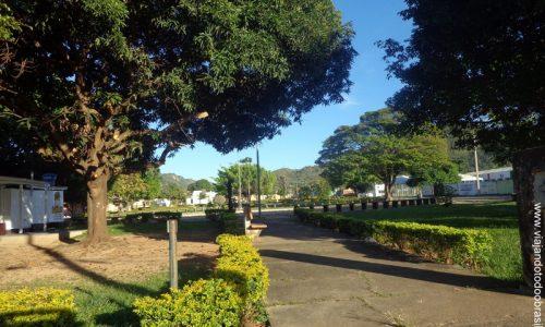 Campos Belos - Praça da Bíblia