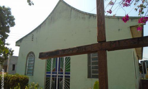 Candeias do Jamari - Capela de Santa Marcelina
