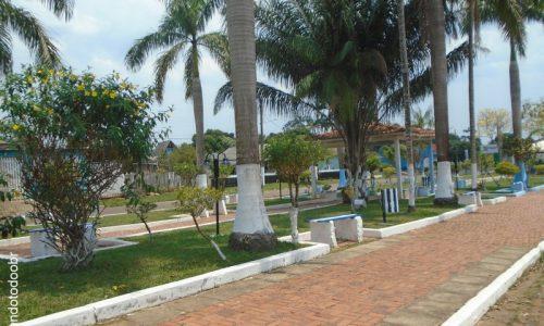Capixaba - Praça da Rua Nove