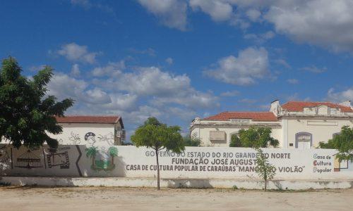 Caraúbas - Casa da Cultura