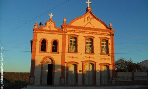 Caraúbas - Igreja de São Pedro
