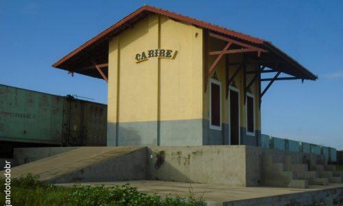 Cariré - Antiga Estação Ferroviária