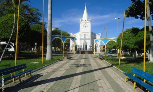 Caririaçu - Praça Padre Augusto