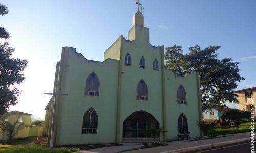 Carmo do Rio Verde - Igreja Matriz de Nossa Senhora do Carmo